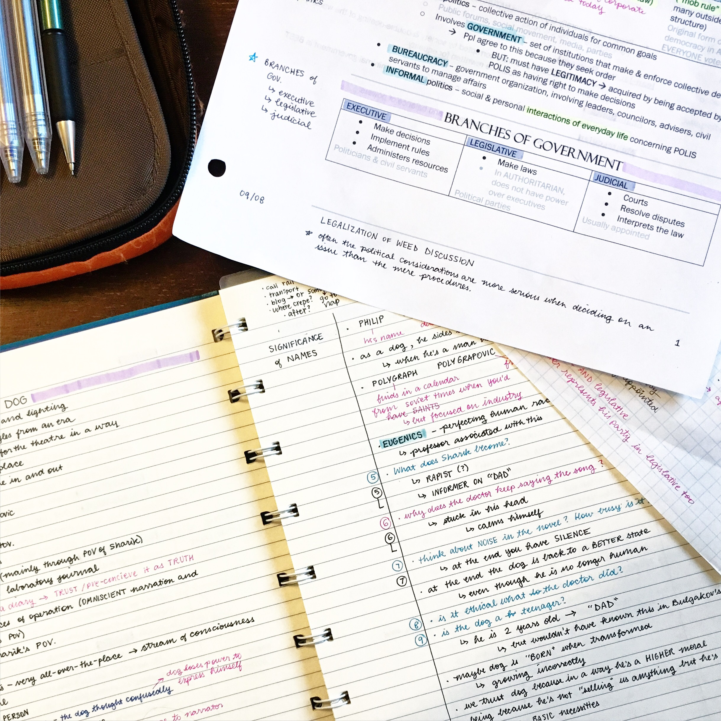 Study SMART, not MORE | How to Create the Perfect Study System for YOU