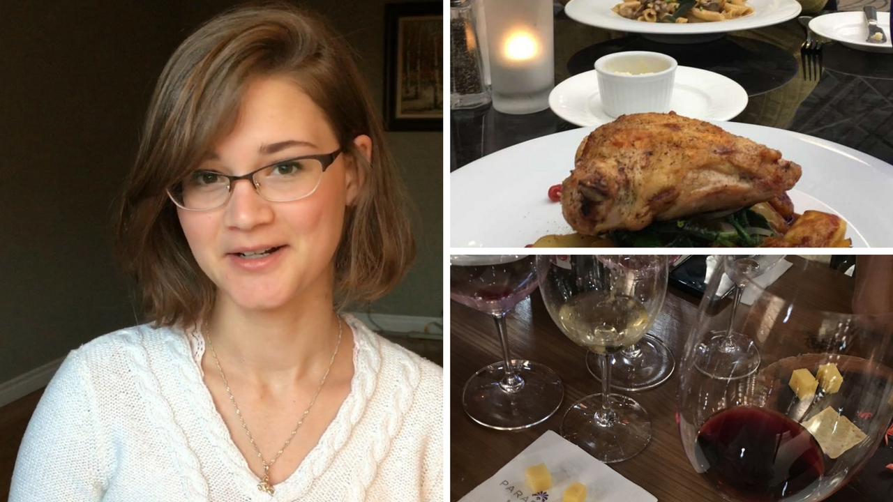 lifestyle || reasons i eat meat: a wine-tasting changed my mind about veganism