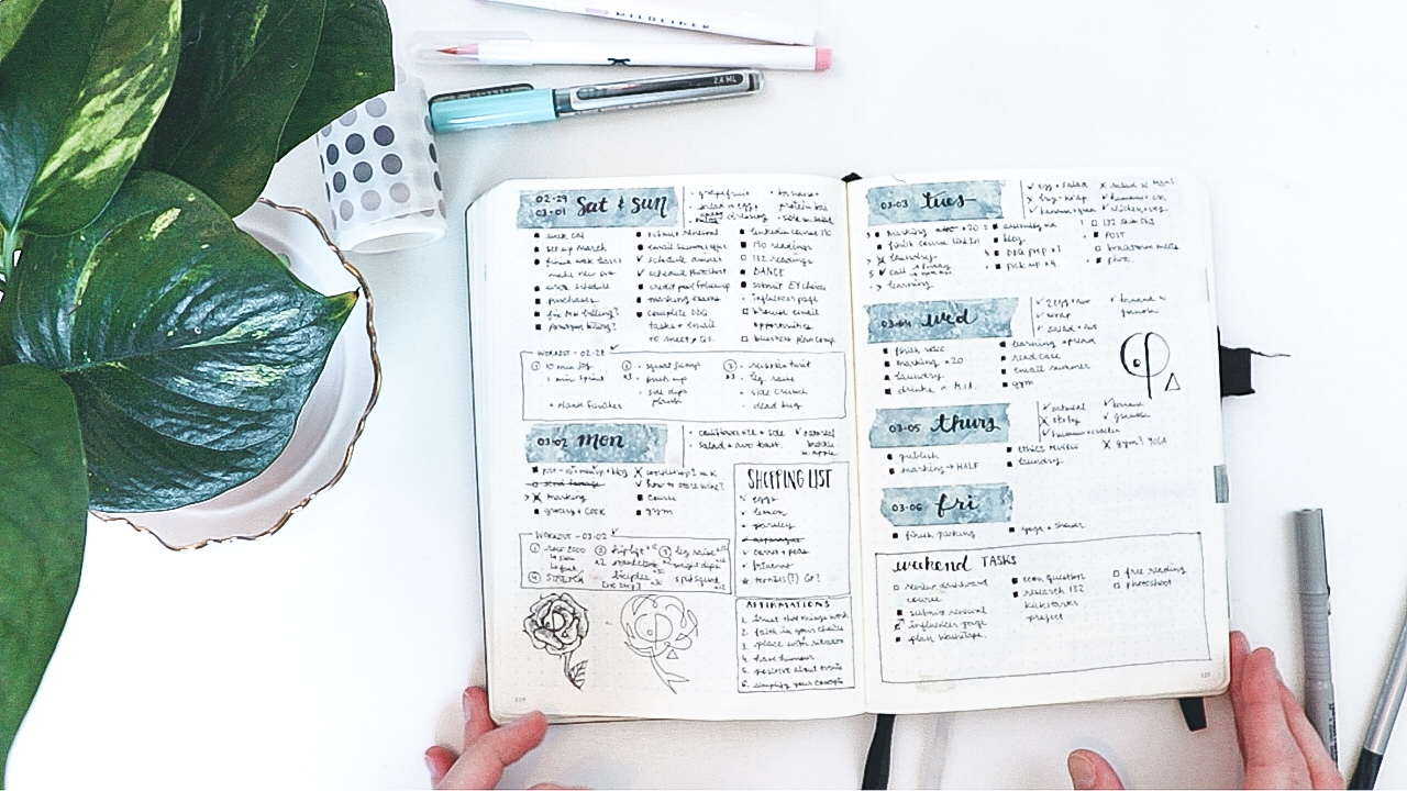 video || how to start a bullet journal | all you need to know 10 min crash course
